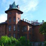 Sataniści w opuszczonym pałacyku w Pruszkowie?