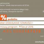 Fundacja Jolanty Kwaśniewskiej oswaja starość. Przekaż 1 proc. swojego podatku na ten cel [WIDEO]