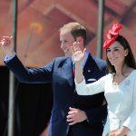 Książę William i księżna Kate przyjadą do Warszawy