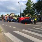 Śmierć na pasach w Łomiankach