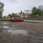 Rusza budowa parkingów przy dworcu PKP w Żyrardowie