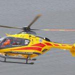 Próba samobójcza w Duchnicach. W Zielonkach lądował helikopter LPR