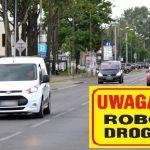 Ruszyła przebudowa ul. Warszawskiej w Łomiankach. Będzie armagedon? [ORGANIZACJA RUCHU]