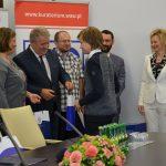 Kuratorium oświaty zorganizowało dla uczniów konkurs o Lechu Kaczyńskim. W Senacie wręczono laureatom nagrody