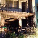 Dramatyczny pożar w Żyrardowie. Poszkodowani uciekali przed ogniem przez balkon [FOTO]