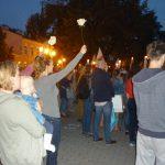 Tak Pruszków protestował przeciwko reformie sądownictwa [FOTO]