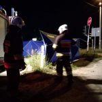 Śmiertelny wypadek w Nadarzynie: kierowca był pijany