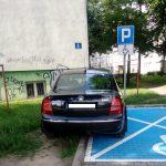 Grodziscy mistrzowie parkowania [FOTO]