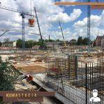 Trwają prace nad budową galerii handlowej w Pruszkowie. Znane są nowe marki!
