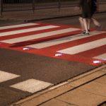 Warszawa stawia na aktywne przejścia dla pieszych