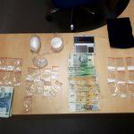 Bemowo: diler chciał sprzedać narkotyki za 25 tys. zł [FOTO]