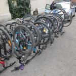 Dwanaście rowerów odzyskanych, sześć osób zatrzymanych. Pruszkowska policja na tropie złodziei jednośladów