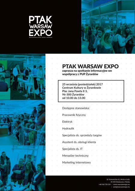 ptak-warsaw-expo-spotkanie-rekrutacyjne-zyrardow
