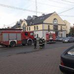 Alarm bombowy w Błoniu