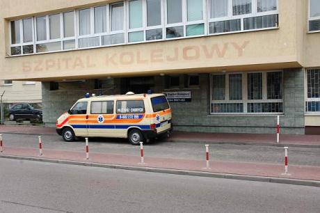 wypadek-szafa-szpital-kolejowy-pruszkow