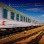 Ewakuacja pasażerów w Pruszkowie