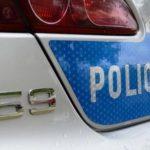 Policyjny pościg przez Błonie i Pruszków za 20-letnim kierowcą lexusa