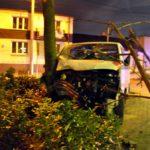 Skradzionym autem uciekał przez trzy powiaty, zginął od policyjnej kuli