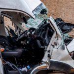 Wypadek na trasie katowickiej [FOTO]