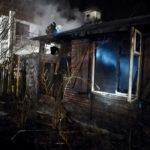 Tragiczny pożar w Hornówku. Jedna osoba nie żyje [FOTO]