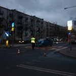 Pruszków: wypadek w al. Wojska Polskiego