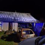 Dwa wypadki i dwa pożary w powiecie żyrardowskim