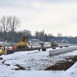 Trwa modernizacja linii kolejowej Warszawa–Lublin