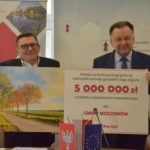Dofinansowanie na nowe drogi dla Mszczonowa, Brwinowa i Radziejowic