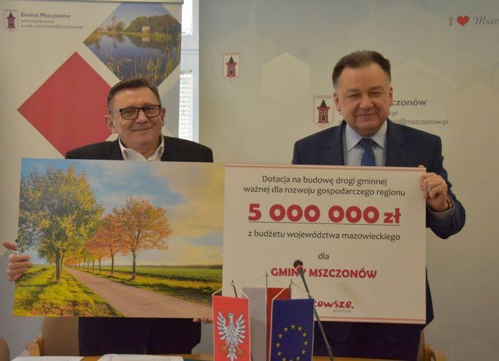 dofinansowanie-drogi-brwinow-mszczonow-radziejowice