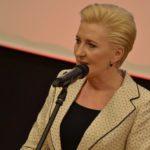Pierwsza dama odwiedziła Łomianki