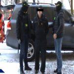 CBŚP publikuje materiały z zatrzymania podejrzanych o zabójstwo Jaroszewiczów. To gang karateków powiązany z mafią pruszkowską [FOTO, WIDEO]