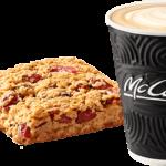 Darmowa kawa w McDonald's