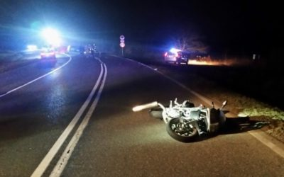 wypadek-cybulice-motocykl