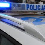 Błonie: dokonał napadu w sklepie, a po wszystkim zwyzywał policjantów i groził im pozbawieniem życia