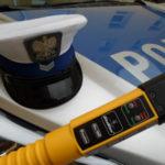 Żyrardów: Policyjny pościg za pijanym kierowcą