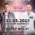 Mecz gwiazd w Grodzisku Mazowieckim. Youtuberzy i reprezentanci TVP zagrają dla fundacji DKMS