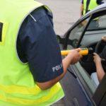 Dziesięciu pijanych kierowców na drogach powiatu grodziskiego