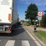 Trzy potrącenia rowerzystów w Łomiankach i Błoniu. 16-letnia dziewczyna nie żyje, dwie osoby są ciężko ranne [FOTO]