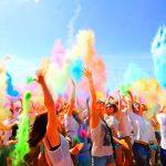 Święto Kolorów w Pruszkowie