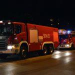 Tragiczny pożar w Łomiankach