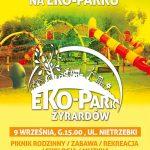Piknik na pożegnanie lata i uroczyste otwarcie Eko Parku w Żyrardowie
