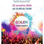 Festiwal Kolorów w Błoniu