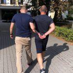 Areszt za usiłowanie zabójstwa ze szczególnym okrucieństwem w Hornówku