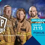 Strażacy z Ożarowa i Brwinowa w nowym serialu tv