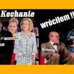"""Teatr Komedia przyjeżdża do Pruszkowa! Plejada gwiazd w znakomitym spektaklu """"Kochanie wróciłem"""": Pakulnis, Wierzbicka, Zielińska, Troński, Obuchowicz i inni"""
