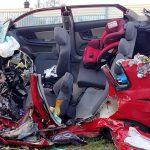 Uwaga, kierowcy! Mnóstwo wypadków w powiecie żyrardowskim. 56-letnia kobieta miała prawie trzy promile