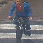 Poznajesz tego mężczyznę? Jest podejrzany o kradzież roweru [FOTO]