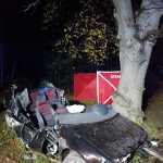 Tragiczny wypadek w Kuklówce: dwie młode osoby nie żyją, trzecia jest w szpitalu. Mieszkańcy wsi: wydarzył się straszny dramat