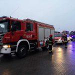 Tragiczny pożar w Błoniu