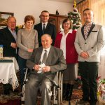 Co za piękny jubileusz! Pan Tadeusz z Leszna skończył sto lat